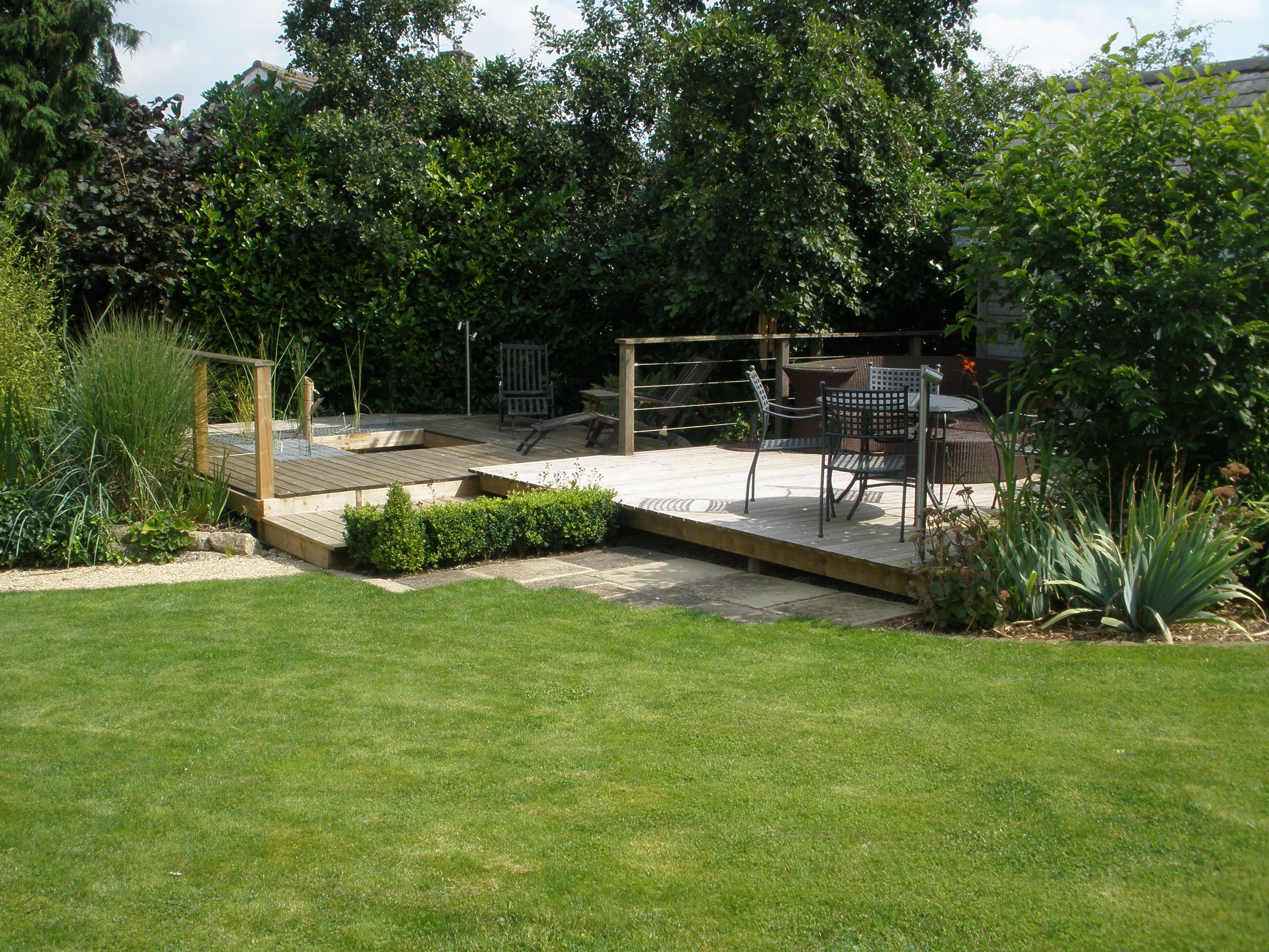 Gallery landscaping and agricultural services ltd tel for Garden design services