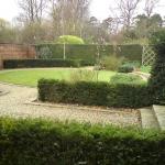 Chesterton Round Lawn