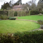 Chesterton Terraced Lawn