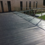 Deanshanger Composite Decking
