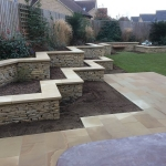 Milton Keynes - Dry Stone Walling