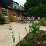 Winslow Travertine Patio