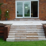 Winslow Travertine Steps